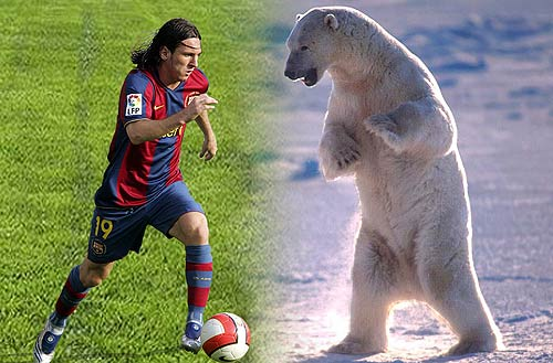 messi-ours
