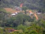 village de saül en Guyane