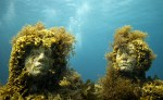 Sculptures de Jason deCaires Taylor